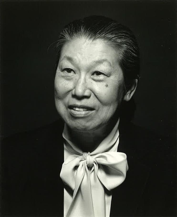 Mai Arbegast portrait