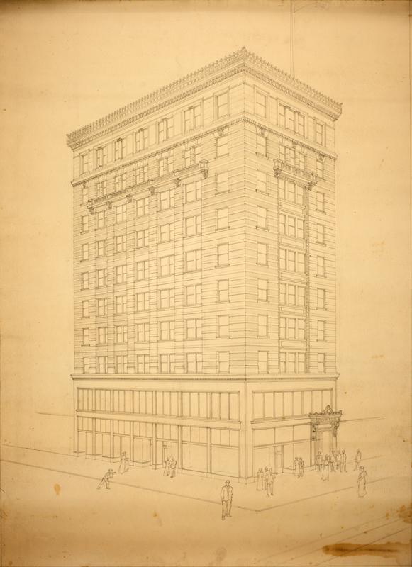 Delger Building