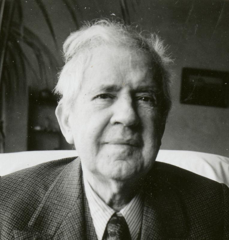 Bernard Cahill Portrait