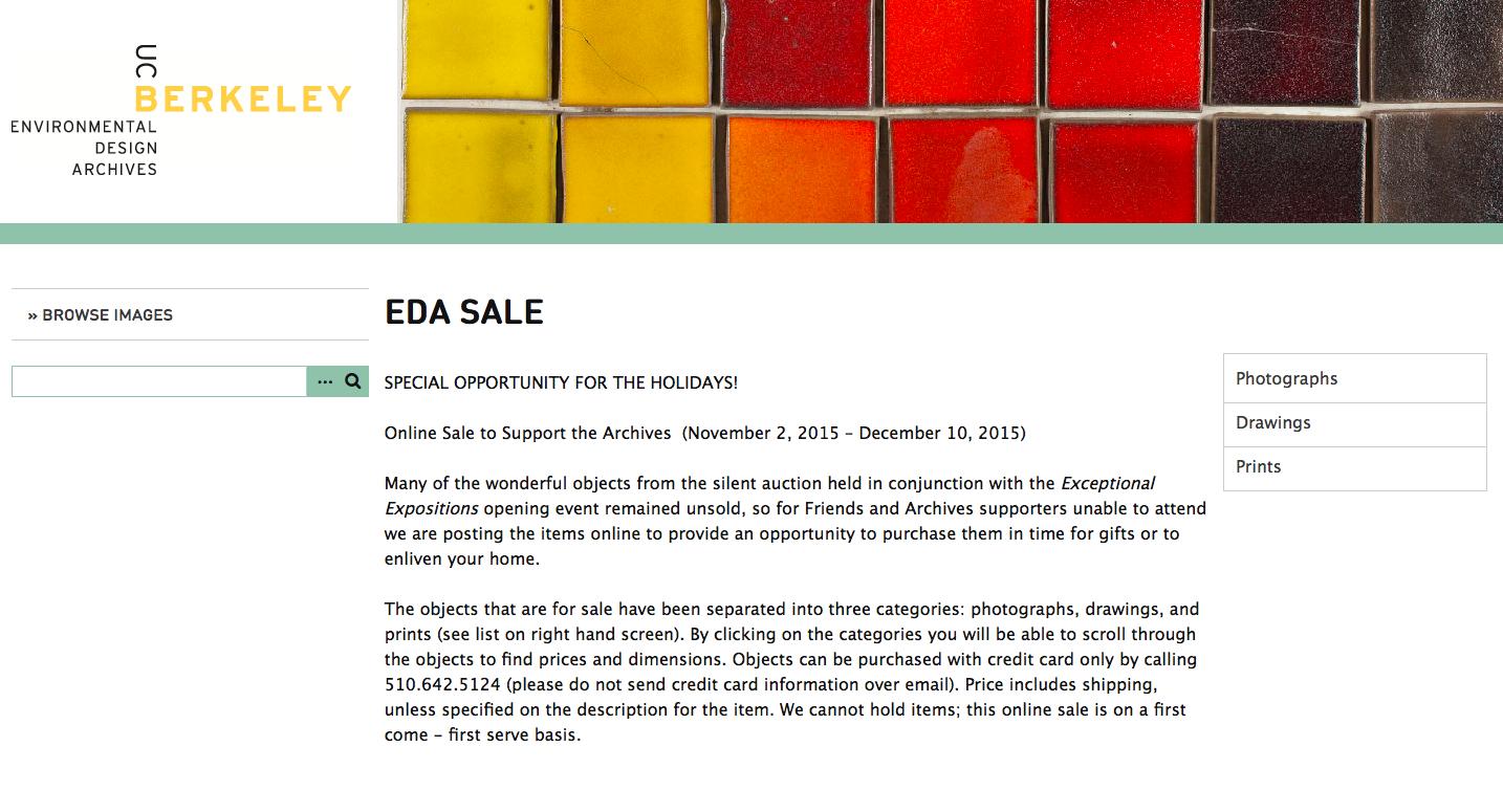 EDA Sale