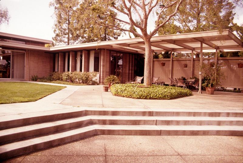 Ginzton Residence Exterior