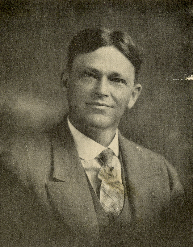 John Gregg Portrait