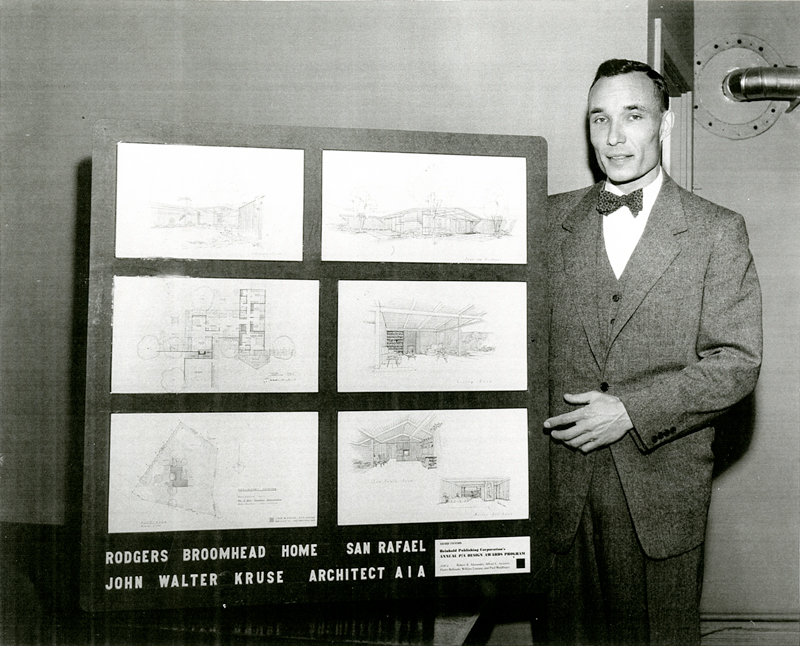 John Kruse Portrait