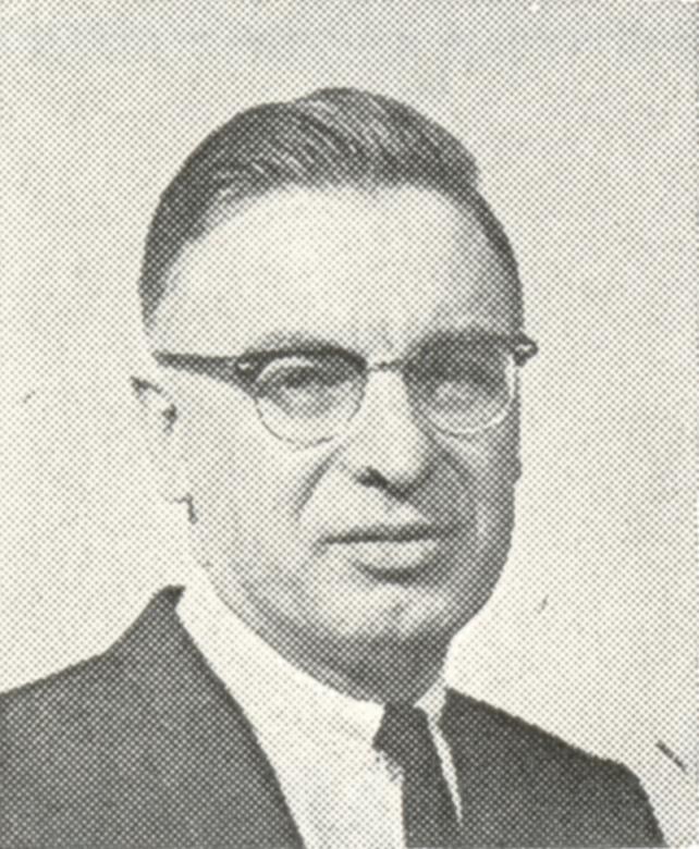 Joseph Howland Portrait