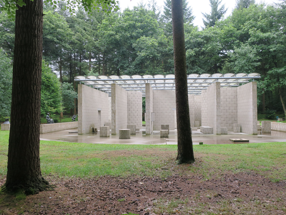 Aldo Van Eyck Pavilion, Kröller-Müller Museum