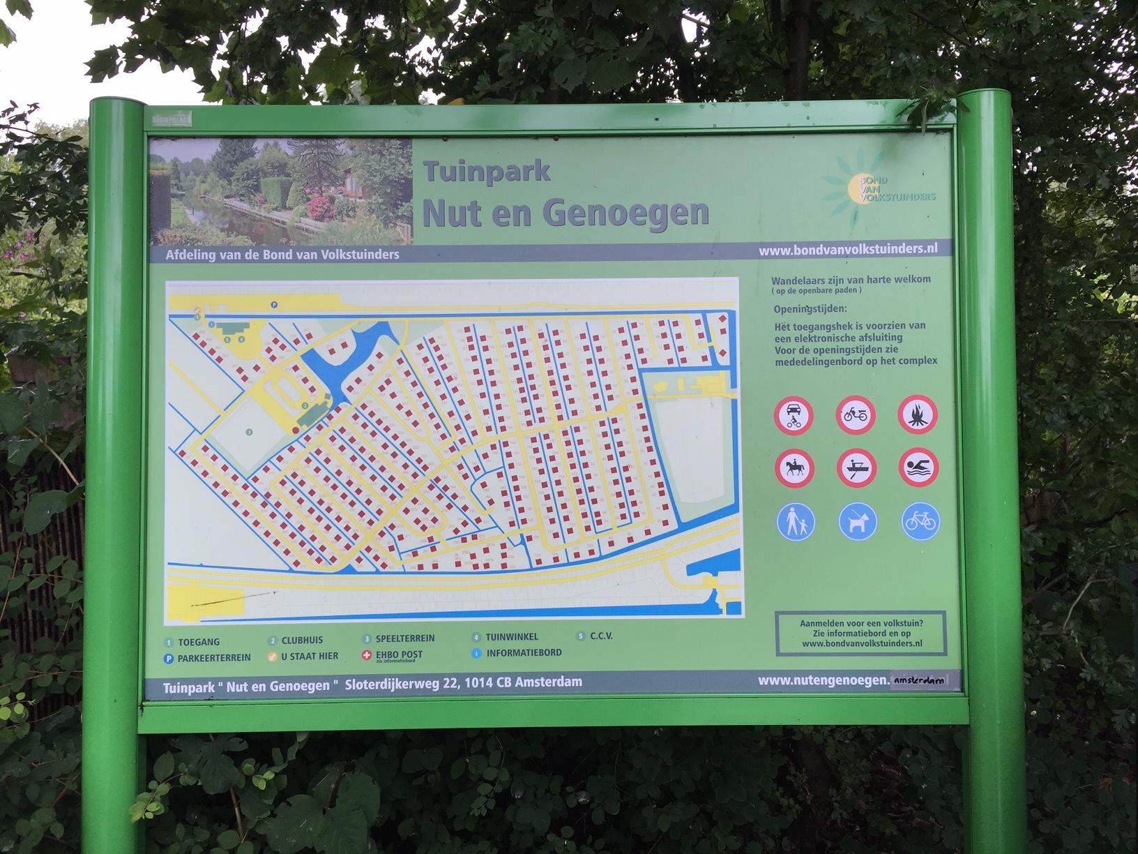 Tuinpark Nut en Genoegen