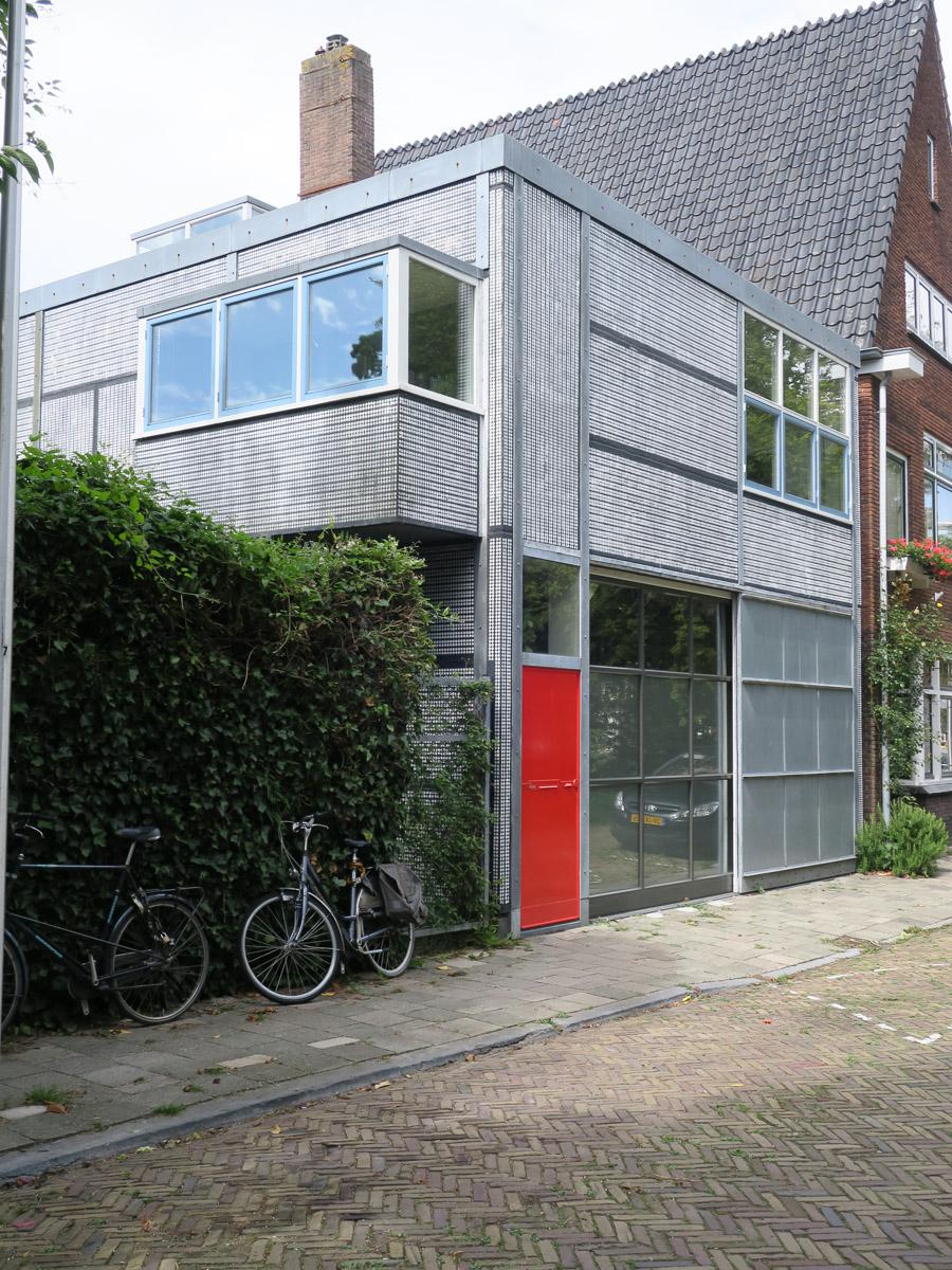 Chauffeur's House, Utrecht