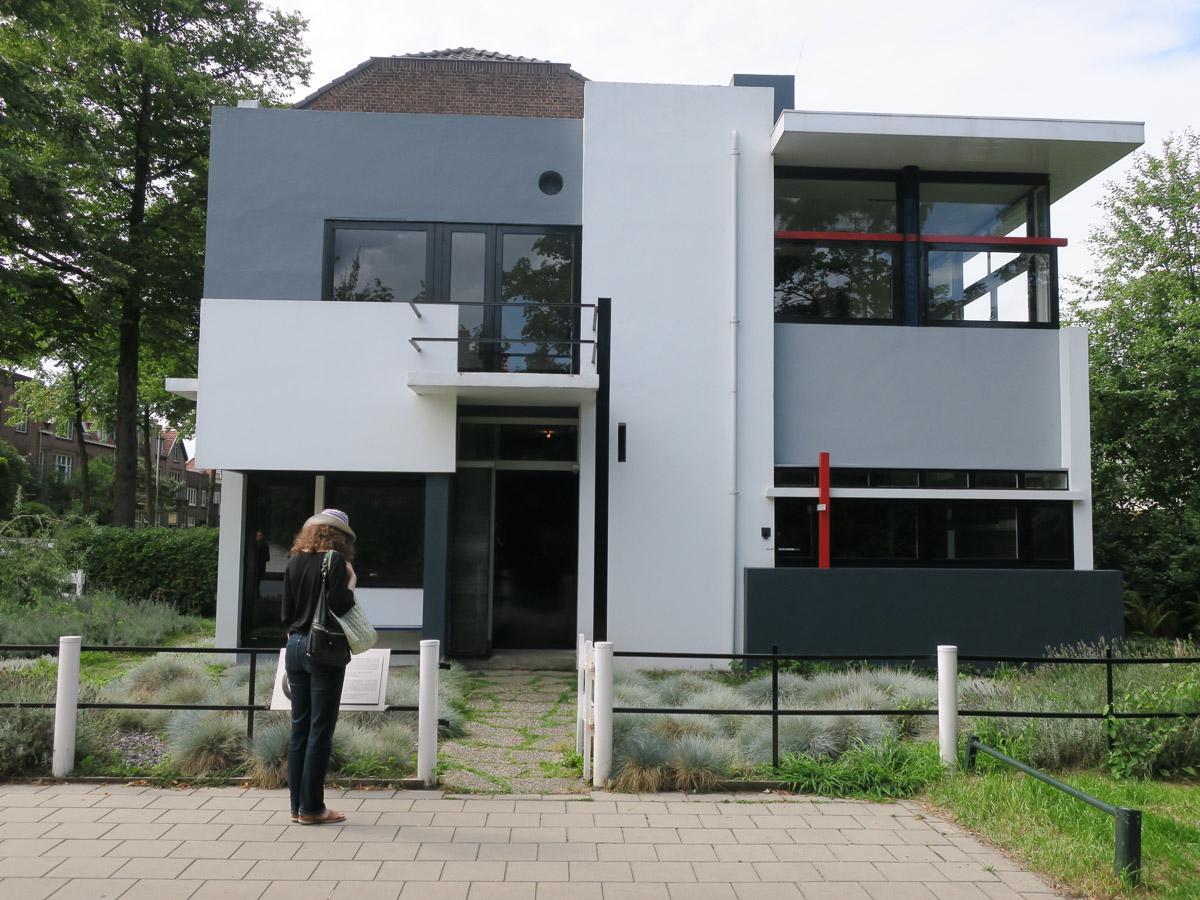 Schroder House, Utrecht