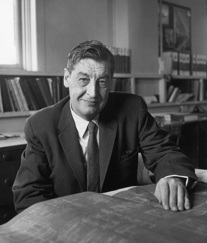 McCarthy Portrait