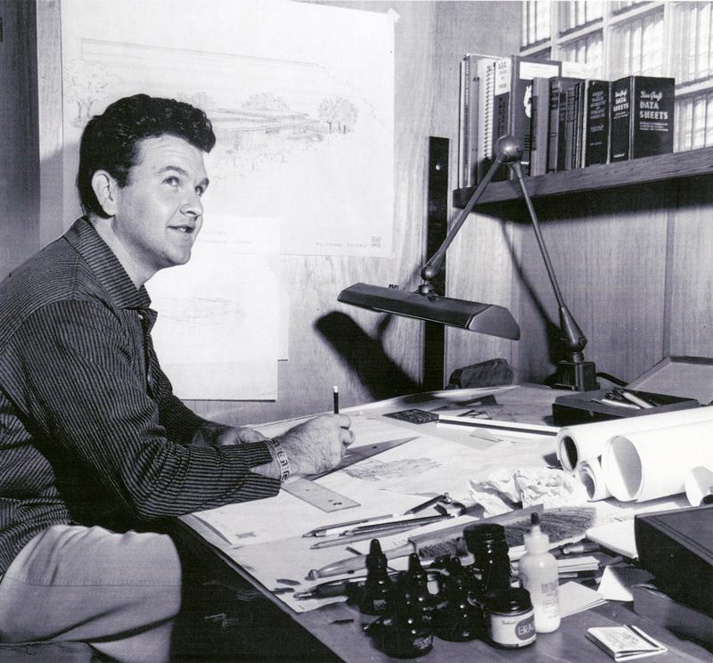 Earl Nisbet Portrait