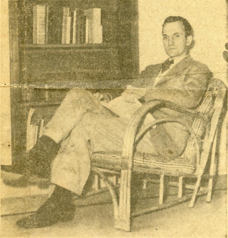 Benjamin Polk Portrait