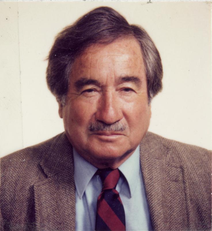 George Rockrise Portrait