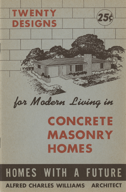 Twenty Designs for Modern Living cover