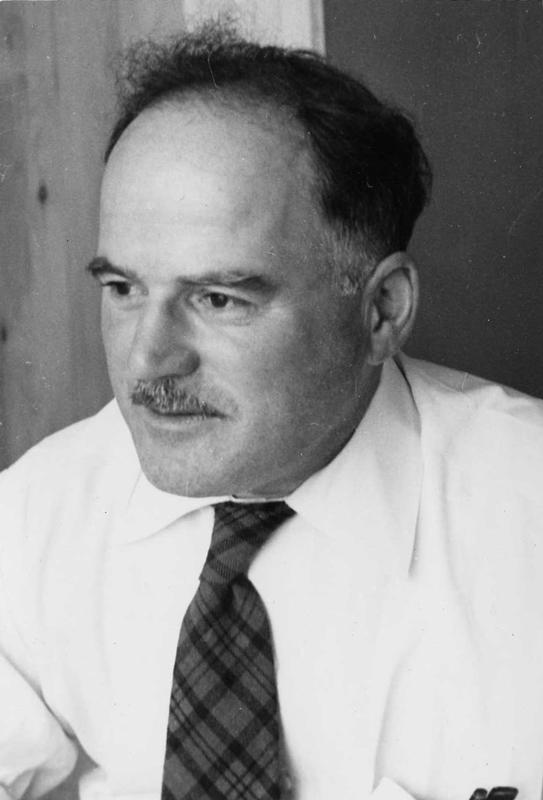 Theodore Bernardi Portrait