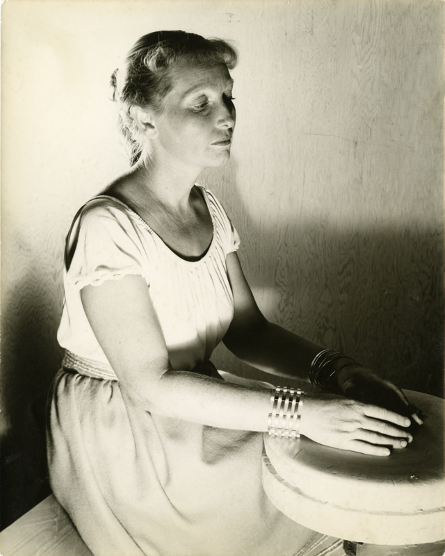Edith Heath Portrait