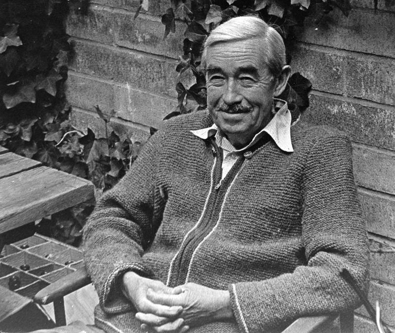 Leland Vaughan Portrait